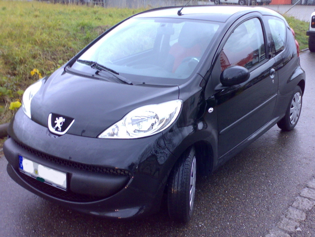 Peugeot 107 Urban Move