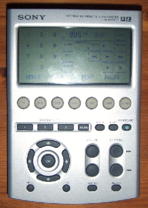 Sony RM-AV3000