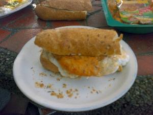 Kleckersandwich