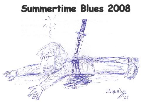 Sommerzeitumstellung 2008
