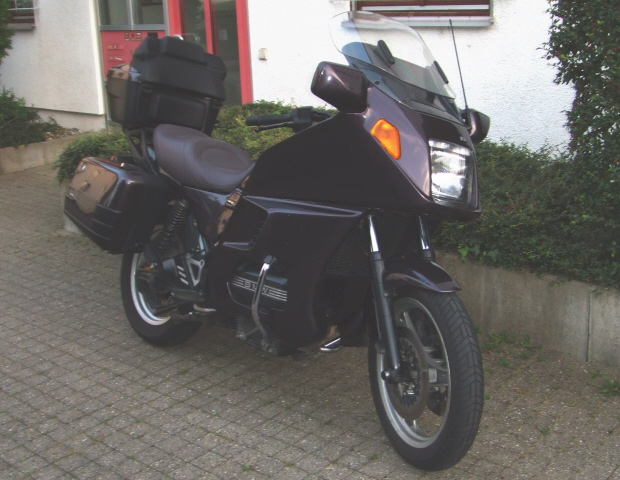 BMW K 1100 LT Special Edition