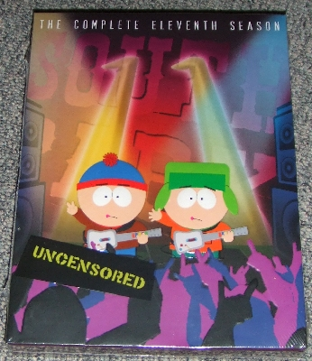 South Park - The Complete Eleventh Season (Uncensored)