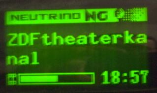 d-box ZDFtheaterkanal